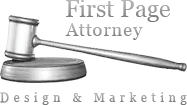 First Page Attorney Web Design &  Marketing